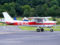 G-GLED @ EGTR - FIRECREST AVIATION LTD, Previous ID: C-GLED - by Chris Hall