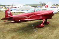N13BV @ OSH - Airventure 2009 - Oshkosh, Wisconsin - by Bob Simmermon