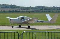F-GHXD @ EGTH - F-GHXD at Duxford