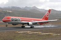 YL-LCZ @ GCXO - Santa Barbara Airlines 767-300 - by Andy Graf-VAP