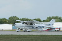 N1158Q @ KOSH - Cessna 172 - by Mark Pasqualino