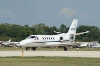 N107RC @ KOSH - Cessna S550