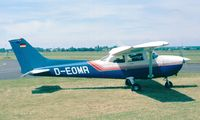D-EOMR @ EDKB - Reims / Cessna F.172P Skyhawk at Bonn-Hangelar airfield - by Ingo Warnecke