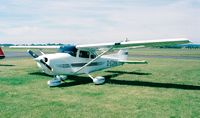 D-EDHN @ EDKB - Cessna 172R Skyhawk 2 at Bonn-Hangelar airfield - by Ingo Warnecke