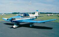 D-EGOB @ EDKB - CEA DR.315 (DR.300/125) Petit Prince at Bonn-Hangelar airfield - by Ingo Warnecke