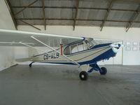 CS-ALB @ LPBR - Paulistina from Braga aerolube - by ze_mikex