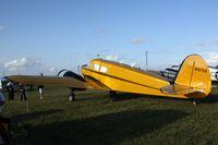 N41759 @ OSH - 1944 Cessna T-50, c/n: 5807 - by Timothy Aanerud