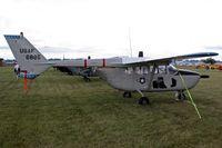 N802A @ OSH - 1968 Cessna M337B, c/n: 337M0174 - by Timothy Aanerud