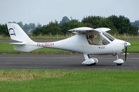 G-CBDH @ EGBG - Flight Design CTSW at Leicester