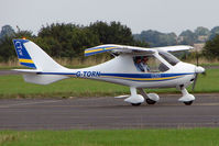 G-TORN @ EGBG - Flight Design CTSW at Leicester - by Terry Fletcher