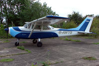 G-AWYB @ EGBG - Cessna FR172F at Leicester