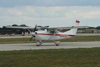 N2408X @ KOSH - Cessna 182 - by Mark Pasqualino
