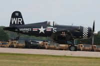 N179PT @ OSH - Departing RWY 18 at Airventure 2009 - Oshkosh, Wisconsin - by Bob Simmermon