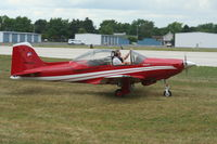 N70WR @ KOSH - Falco F.8L