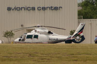 N234JL @ GPM - At American Eurocopter - Grand Prairie, Texas