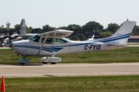 C-FYIS @ OSH - Cessna 182Q, c/n: 18267233 - by Timothy Aanerud