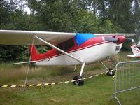 N11118 @ EBLE - Sanicole Air Show - by Henk Geerlings