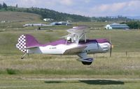 C-IGKK - Flying out of Knutsford Airstrip, BC - by C.B. Villeneuve