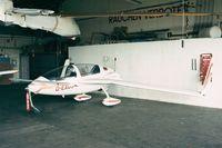D-EAUS @ EDKB - Gyroflug SC.01B-160 Speed Canard at Bonn-Hangelar airfield - by Ingo Warnecke
