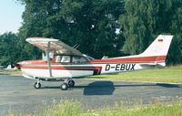 D-EBUX @ EDKB - Cessna 172RG Cutlass at Bonn-Hangelar airfield - by Ingo Warnecke