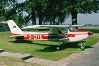 D-EIYE @ EDKB - Reims / Cessna F.152 at Bonn-Hangelar airfield - by Ingo Warnecke