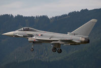 7L-WI @ LOXZ - Austrian Air Force Eurofighter