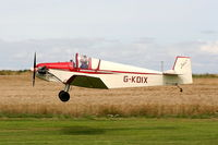 G-KDIX @ X4SO - Ince Blundell flyin - by Chris Hall