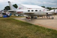 N5530T @ OSH - On display at Airventure 2009 - Oshkosh, Wisconsin. - by Bob Simmermon