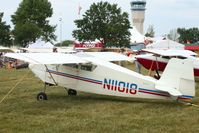 N11018 @ OSH - Airventure 2009 - Oshkosh, Wisconsin - by Bob Simmermon