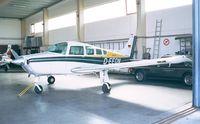 D-EEQN @ EDKB - Beech C24R Sierra at Bonn-Hangelar airfield - by Ingo Warnecke