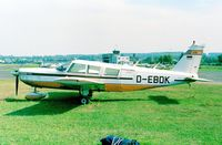 D-EBDK @ EDKB - Piper PA-32-300 Cherokee Six C at Bonn-Hangelar airfield - by Ingo Warnecke