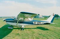 D-EFLJ @ EDKB - Reims / Cessna F.172 Skyhawk at Bonn-Hangelar airfield - by Ingo Warnecke