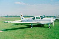 D-EJTS @ EDKB - Piper PA-28-161 Cadet at Bonn-Hangelar airfield - by Ingo Warnecke