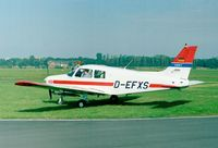 D-EFXS @ EDKB - Piper PA-28-161 Cadet at Bonn-Hangelar airfield - by Ingo Warnecke