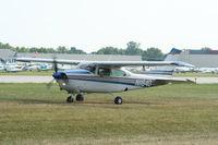 N1184Q @ KOSH - Cessna T210L - by Mark Pasqualino