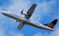 D-ANFH @ LOWW - Lufthansa Regional ATR72 - by Hannes Tenkrat