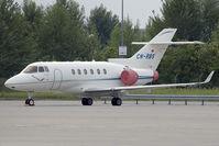 CN-RBS @ LOWW - Bae 125 - by Andy Graf-VAP