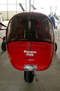OK-NWA06 @ LHFM - Havana Club nose cone - by Attila Groszvald-Groszi