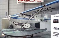 D-EEKL @ EDDV - Piper PA-18-150 Super Cub on floats at the ILA 1988, Hannover