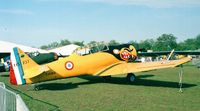 F-AZBQ @ LFFQ - North American T-6G Texan at the Meeting Aerien La-Ferte-Alais, Cerny 1997