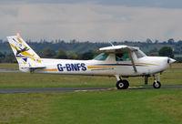G-BNFS @ EGBO - Cessna 152 II - by Robert Beaver