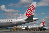 OE-IHA @ VIE - Fly Niki Embraer 190