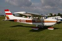 OE-DVE @ LOLW - Cessna 172