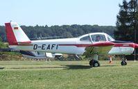 D-EAFI - Fuji FA-200-160 Aero Subaru at the Montabaur airshow 2009 - by Ingo Warnecke