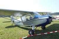 D-EUUU - Champion 7EC at the Montabaur airshow 2009 - by Ingo Warnecke