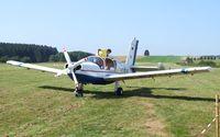 D-EEUE - SOCATA Rallye 180 TS at the Montabaur airshow 2009 - by Ingo Warnecke