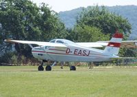 D-EASJ - Bölkow Bo.208C Junior at the Montabaur airshow 2009 - by Ingo Warnecke