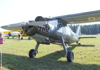 D-EBAC - Dornier Do 27A-4 at the Montabaur airshow 2009 - by Ingo Warnecke