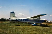 N1010J @ ZAHNS - This Skylane was resident at Zahns Airport at Amityville, Long Island in the Summer of 1976. The airport closed in 1980. - by Peter Nicholson