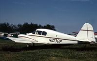 N1030P @ ZAHNS - This PA-23 Apache was parked at Zahns Airport, Amityville, Long Island in the Summer of 1976. The airport closed in 1980. - by Peter Nicholson